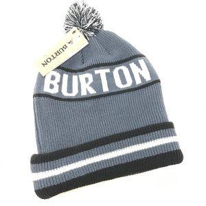 Burton Men's One Size Trope Beanie Blue NEW HA2